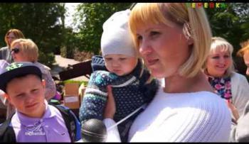 Детский праздник от ДНК Клиники в Магнитогорске!